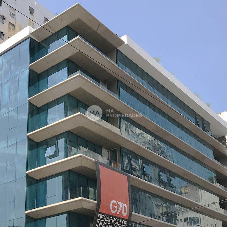 Oficinas en Edificio Foss II - Corrientes 600